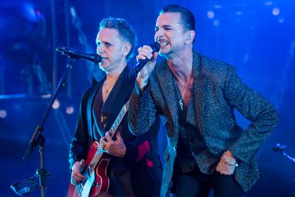 Dauerbrenner - Depeche Mode kommen im November 2017 in die Frankfurter Festhalle