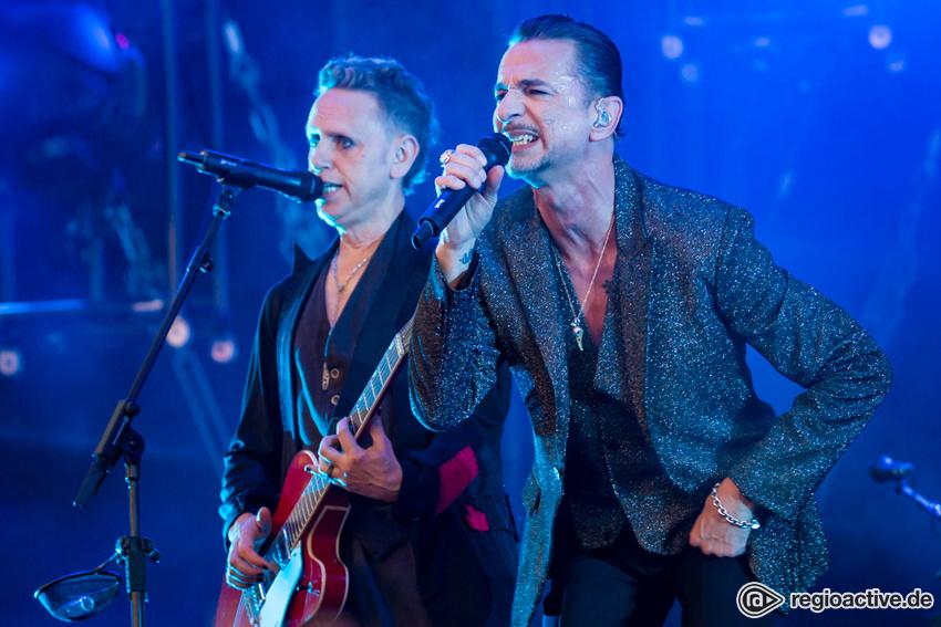 Depeche Mode (live in Frankfurt, 2017)