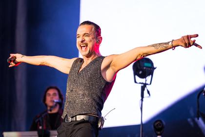 Nie aus der Mode - Depeche Mode: Im November 2017 zu Gast in der Hanns-Martin-Schleyer-Halle in Stuttgart