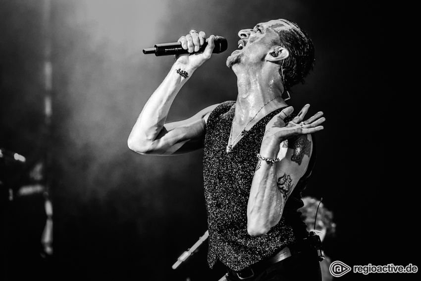 Depeche Mode (live in Frankfurt, 2017)