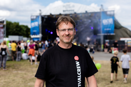 """Festivalorganisator Stefan Kasseckert über das TOA - 25-jähriges Jubiläum des Trebur Open Air: """"Emotionen sind wichtiger als Zahlen"""""""