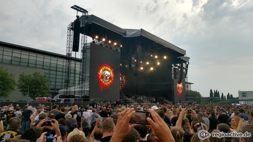 Guns N' Roses (live in Hannover,2017)