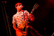 The Dirty Nil: Live-Bilder der Punkband auf dem Southside Festival 2017