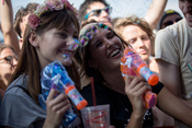 Neu geboren: Impressionen vom Freitag beim Southside Festival 2017