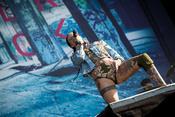 Stimmgewalt: Live-Bilder von Jennifer Rostock live beim Southside Festival 2017