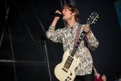 Alter Schwede: Bilder von Mando Diao live beim Southside Festival 2017