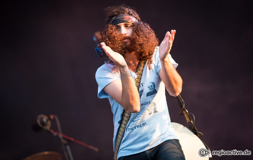 Wolfmother (live beim Southside, 2017)