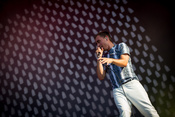 Fesch: Live-Bilder von Bilderbuch beim Southside Festival 2017