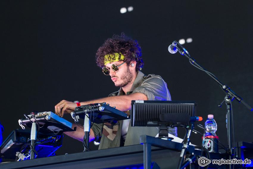 Marteria (live beim Wireless Festival, 2017)