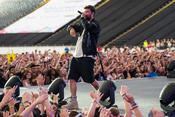 Hände hoch! Live-Bilder von Marteria beim Wireless Festival 2017