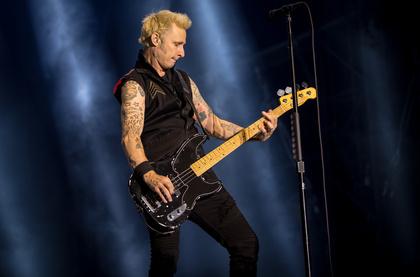 Überirdisch - Green Day rocken den Mars und vielleicht bald die Erde?
