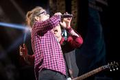 Green Day: Bilder der Punk-Rocker live beim Southside Festival 2017