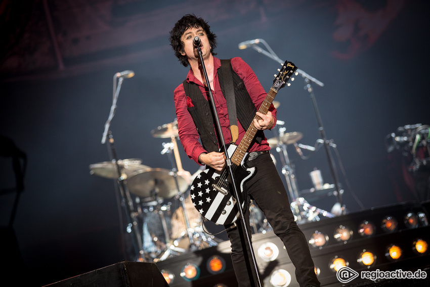 Green Day (live beim Southside, 2017)