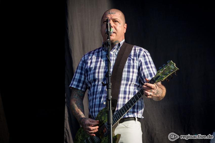 Rancid (live beim Southside, 2017)