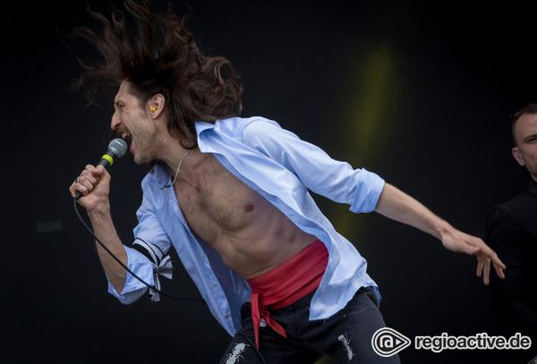 Gypsy - Vagabunden: Live-Fotos von Gogol Bordello beim Southside Festival 2017
