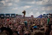 Impressionen vom Samstag beim Southside Festival 2017