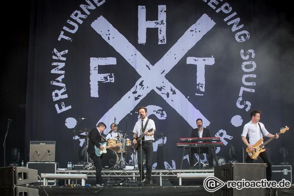 Folk, Punk und mehr - Mit Attitüde: Frank Turner live beim Southside Festival 2017