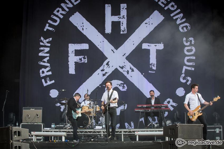 Frank Turner (live beim Southside, 2017)