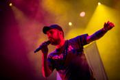 Dreiklang: Fotos der Antilopen Gang live beim Southside Festival 2017