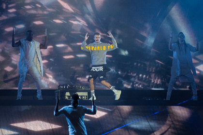 Ergreifende Nachrichten - Popstar Justin Bieber an Lyme-Borreliose erkrankt