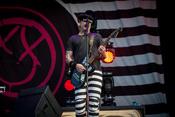 Blink-182: Live-Bilder der Punk-Rocker beim Southside Festival 2017