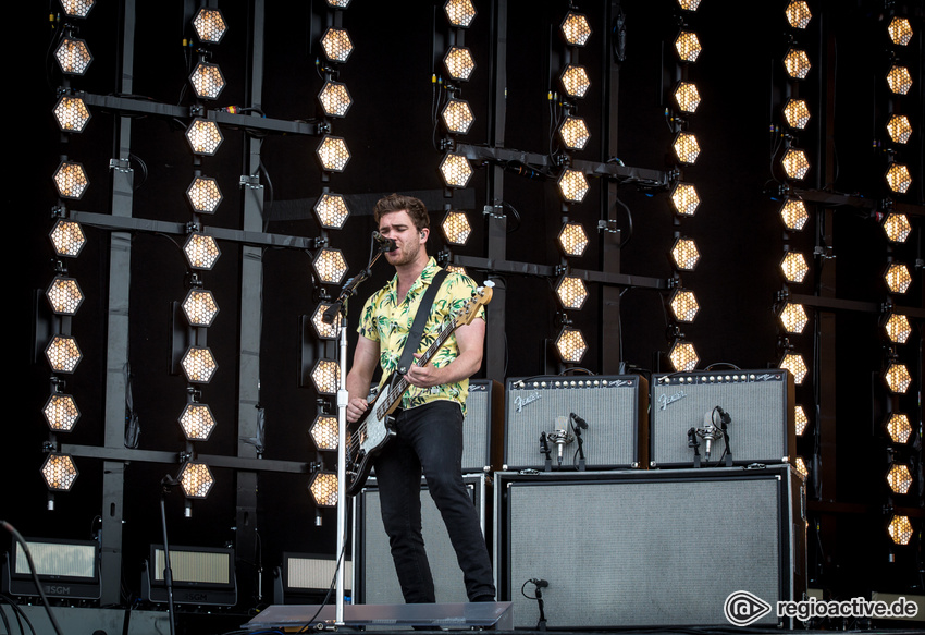 Royal Blood (live beim Southside, 2017)