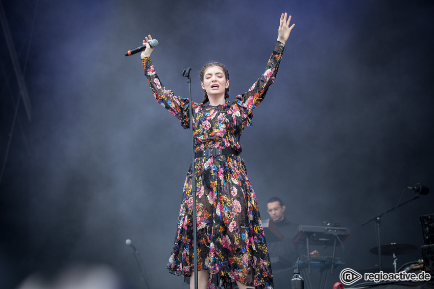 Lorde (live beim Southside, 2017)