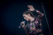 Extravagant: Bilder von Lorde beim Southside Festival 2017