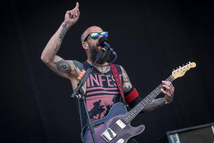 US-Metal - Baroness: Live-Bilder der Metal-Band vom Southside Festival 2017