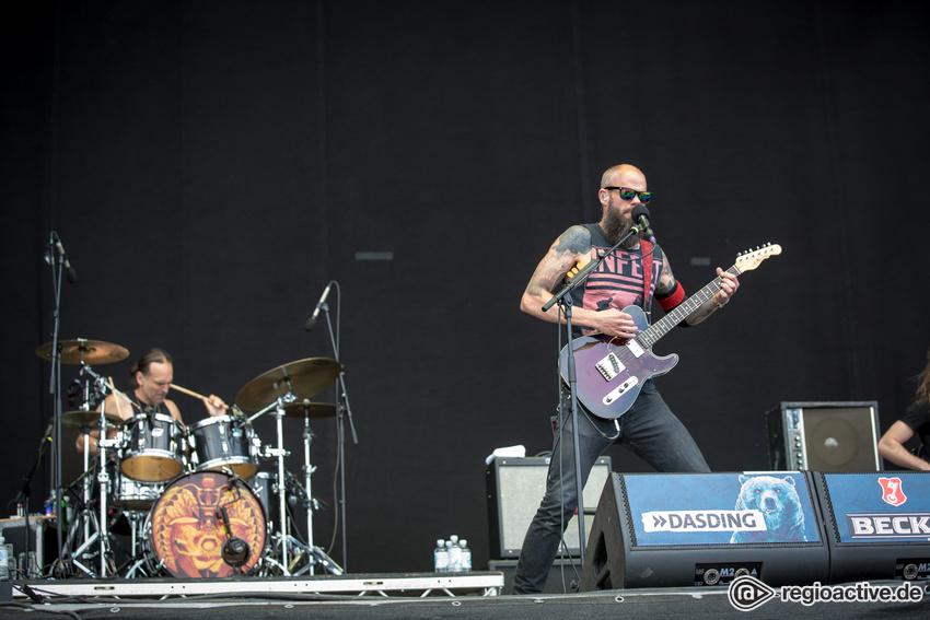 Baroness (live beim Southside, 2017)