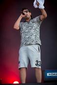 Haftbefehl: Live-Bilder des Rappers beim Southside Festival 2017