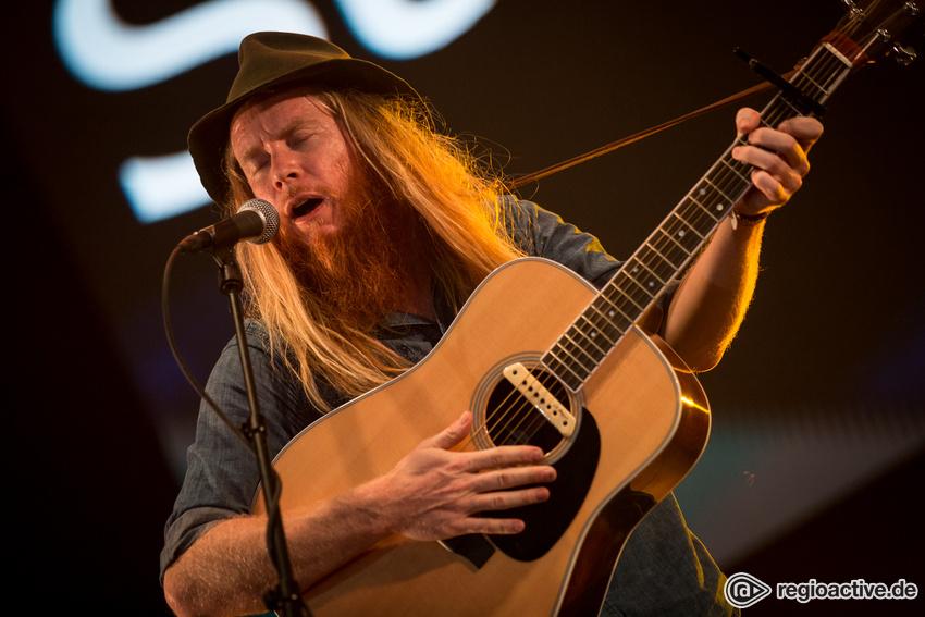 Stu Larsen (live beim Southside, 2017)