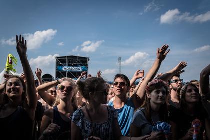 Ausgelassen - Impressionen vom Sonntag beim Southside Festival 2017