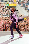 Dancehall-King: Sean Paul live beim Wireless Festival 2017