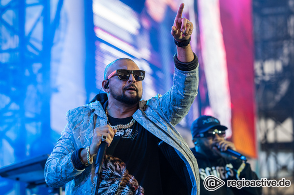 Dutty Rock! - Dancehall-King: Sean Paul live beim Wireless Festival 2017