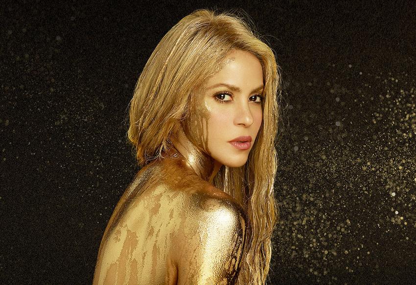 Shakira (2017)