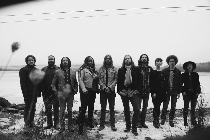 The Magpie Salute (2017)