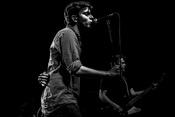 Razz: Live-Bilder vom Support von Jimmy Eat World in Nürnberg