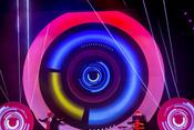 Pet Shop Boys: Bilder des Pop-Duos live in der Halle 45 in Mainz