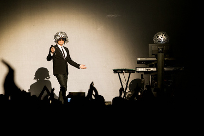 Unverwüstlich - Pet Shop Boys feiern eine Dance-Party in der Halle 45 in Mainz