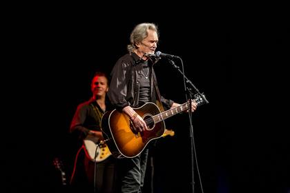 Verstärkt - Kris Kristofferson geht im Juni auf Deutschlandtour - mit Band!