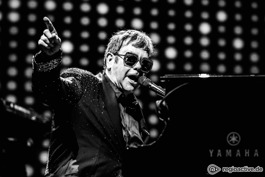 Europa wartet - Elton John verschiebt 'Farewell Yellow Brick Road'-Tour auf 2021