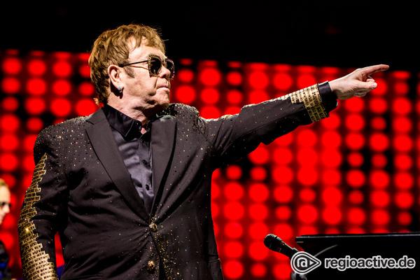 Erlösend - Elton John veröffentlicht im Herbst 2019 seine Autobiographie