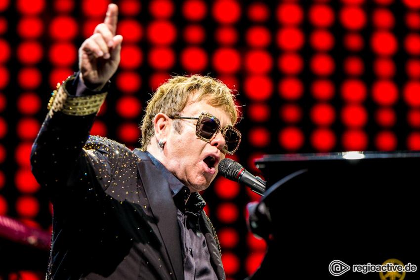 Elton John (live in Mannheim, 2017)