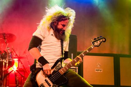 Vollgas - Mastodon: Live-Fotos der Metal-Band aus Frankfurt