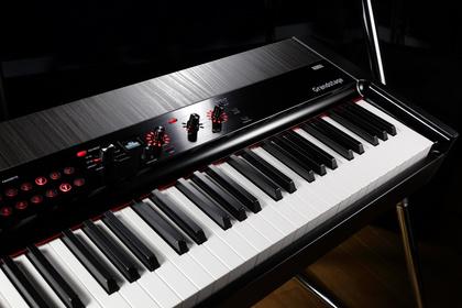 KORG präsentiert neues Grandstage Pianomodell