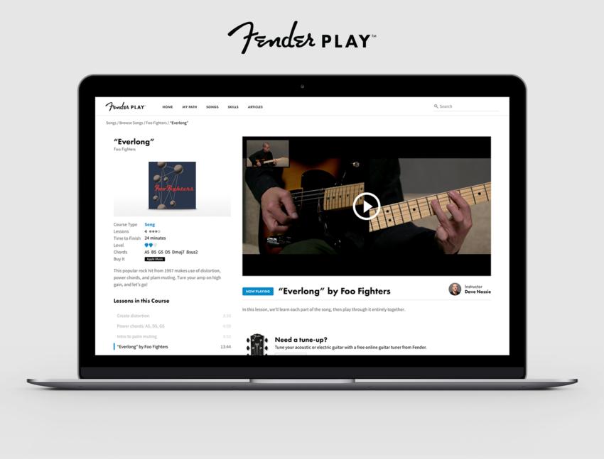 Fender Play (2017)