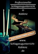 Schlagzeugunterricht Koblenz