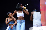 Chillige Vibes: Live-Fotos von Ace Tee & Kwam.E beim Happiness Festival 2017