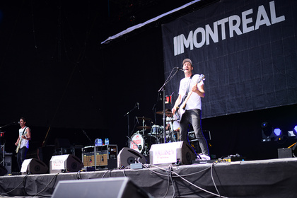 Es fliegen die Fetzen - Montreal: Live-Fotos der Punker vom Happiness Festival 2017